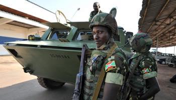 photos armée burundi