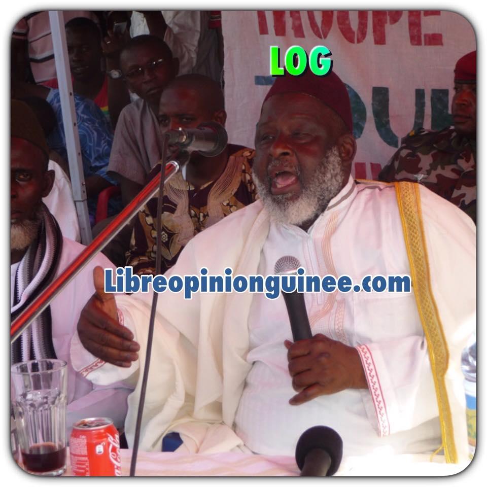 photo imam conakry