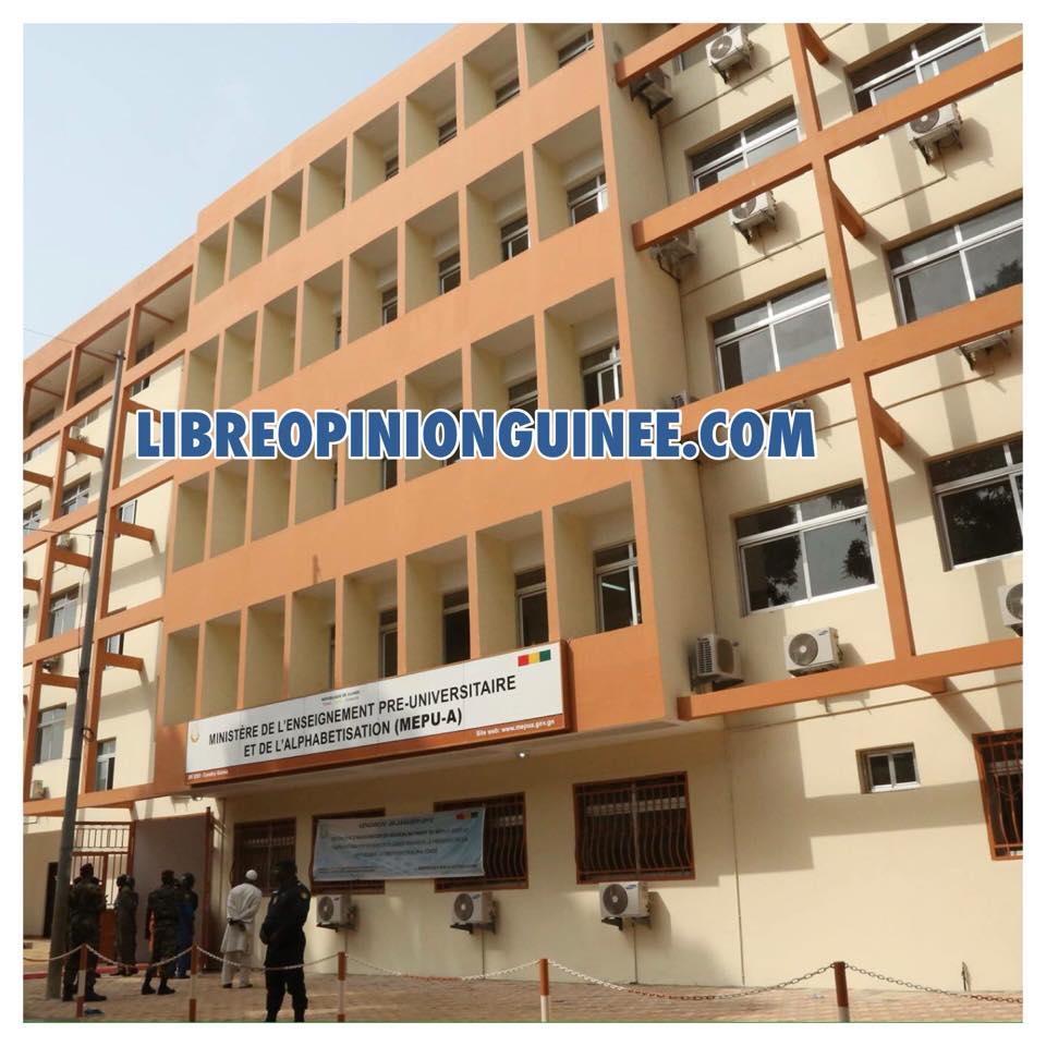 photo ministère de l'enseignement