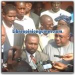 Photo de l'opposition guinéenne