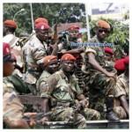 Photo soldat guinéen