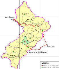 des députés originaires de Lelouma rendent visites à leurs populations