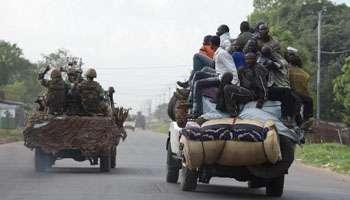 des ex- Séléka chassés des bâtiments officiels par les forces internationales