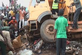 photo accident Beyla guinée