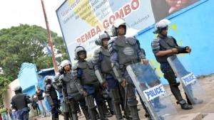 photo congo police
