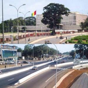 Photo greve Guinée