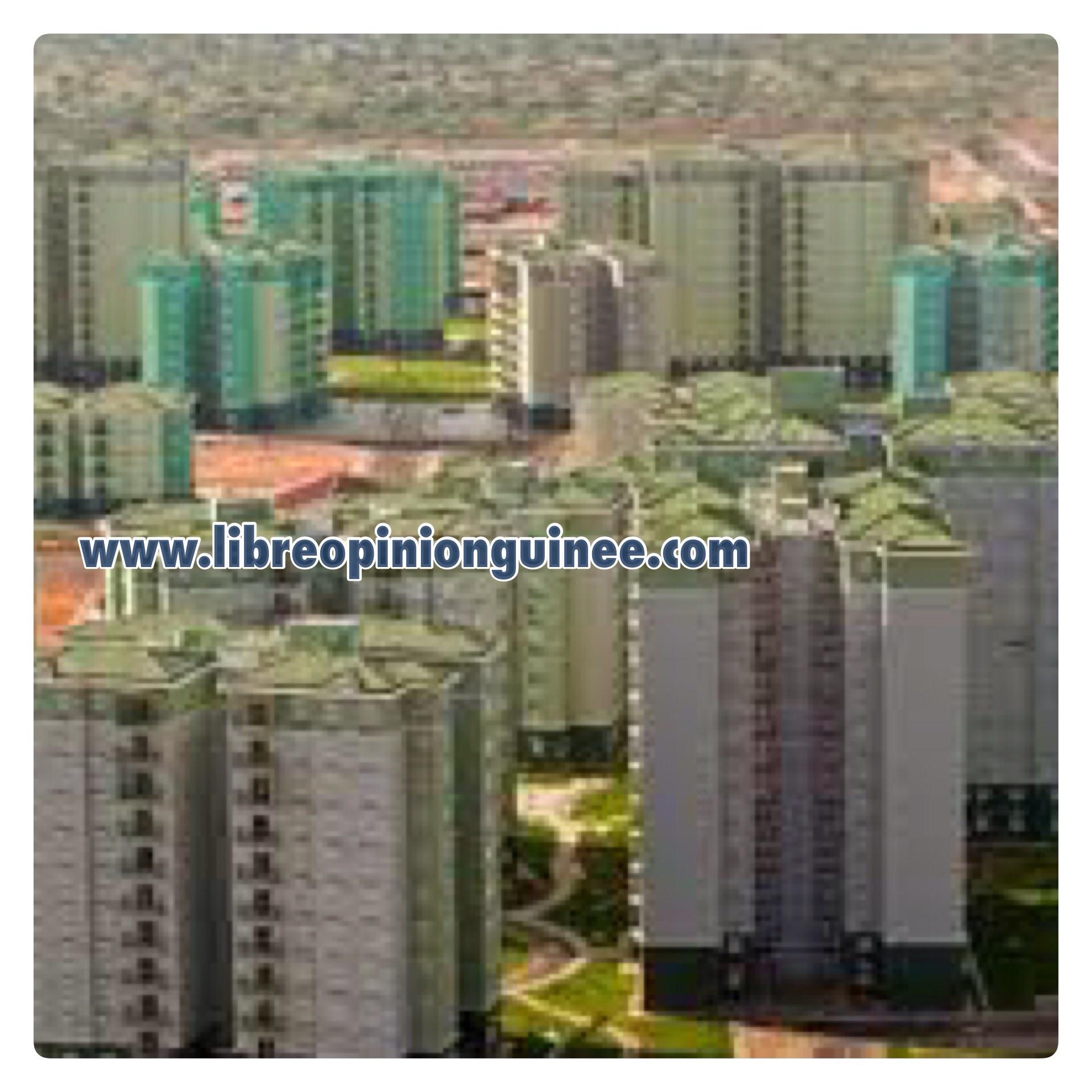 Photo logement sociaux guinée