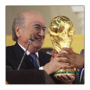 Photo blatter FIFA
