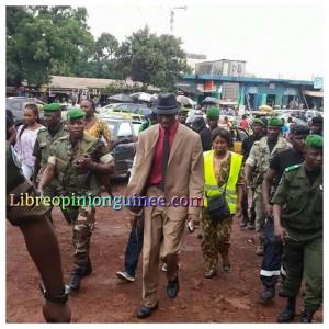 Photo Colonel Moussa Tieboro Camara