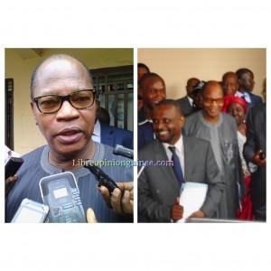 L'opposition guinéenne et la communauté internationale