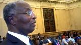 Libre opinion Guinee TV, colloque à L'Assemblée Nationale Française, Bah Oury et Macka Balde