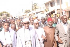 Senegal marche