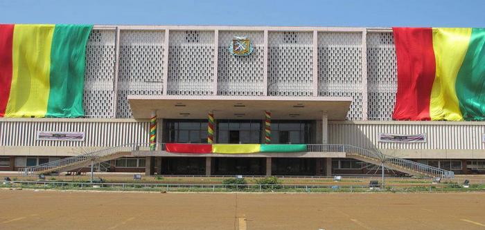 Palais du peuple Guinée