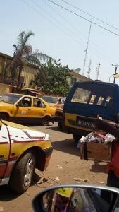 Conakry ville morte