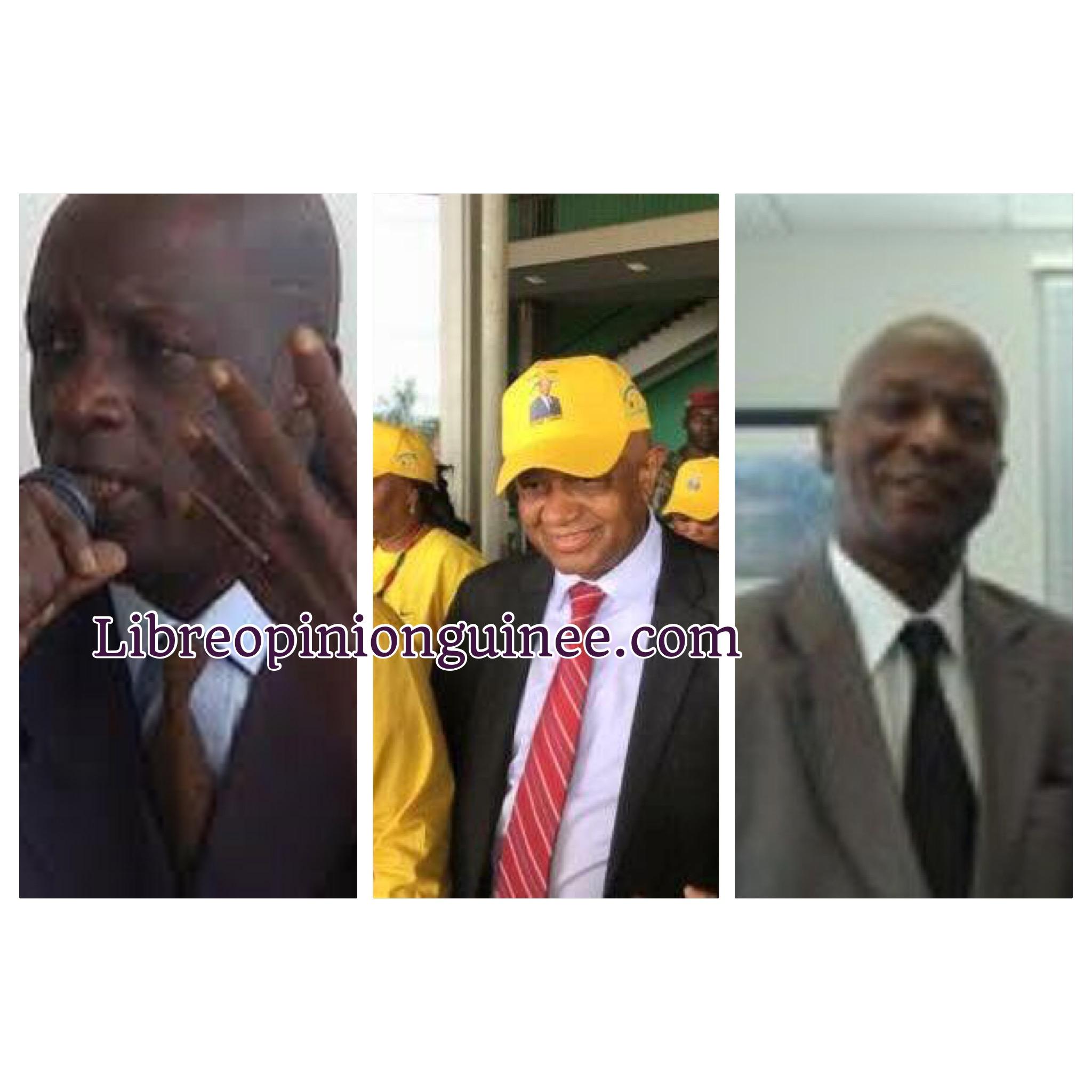 Baadikho bah, Fode Mohamed Soumah, AGBE SYLLA
