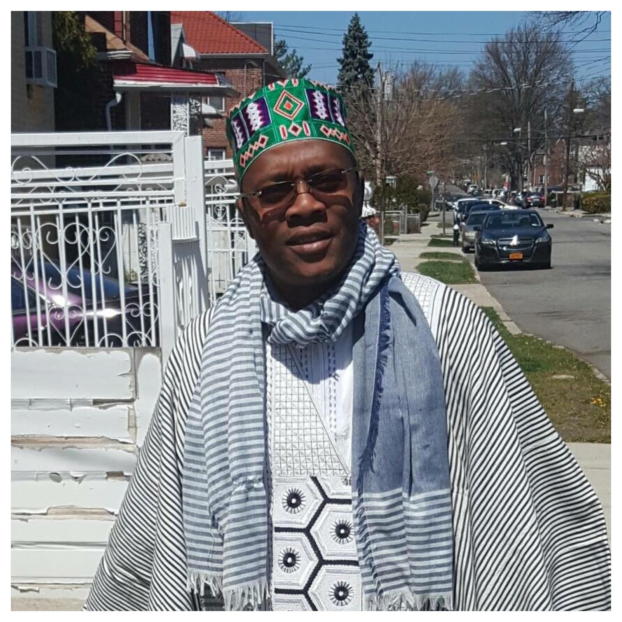 Ousmane Gaoual Diallo de l'ufdg