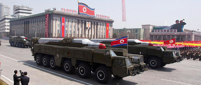 missile nord coréen