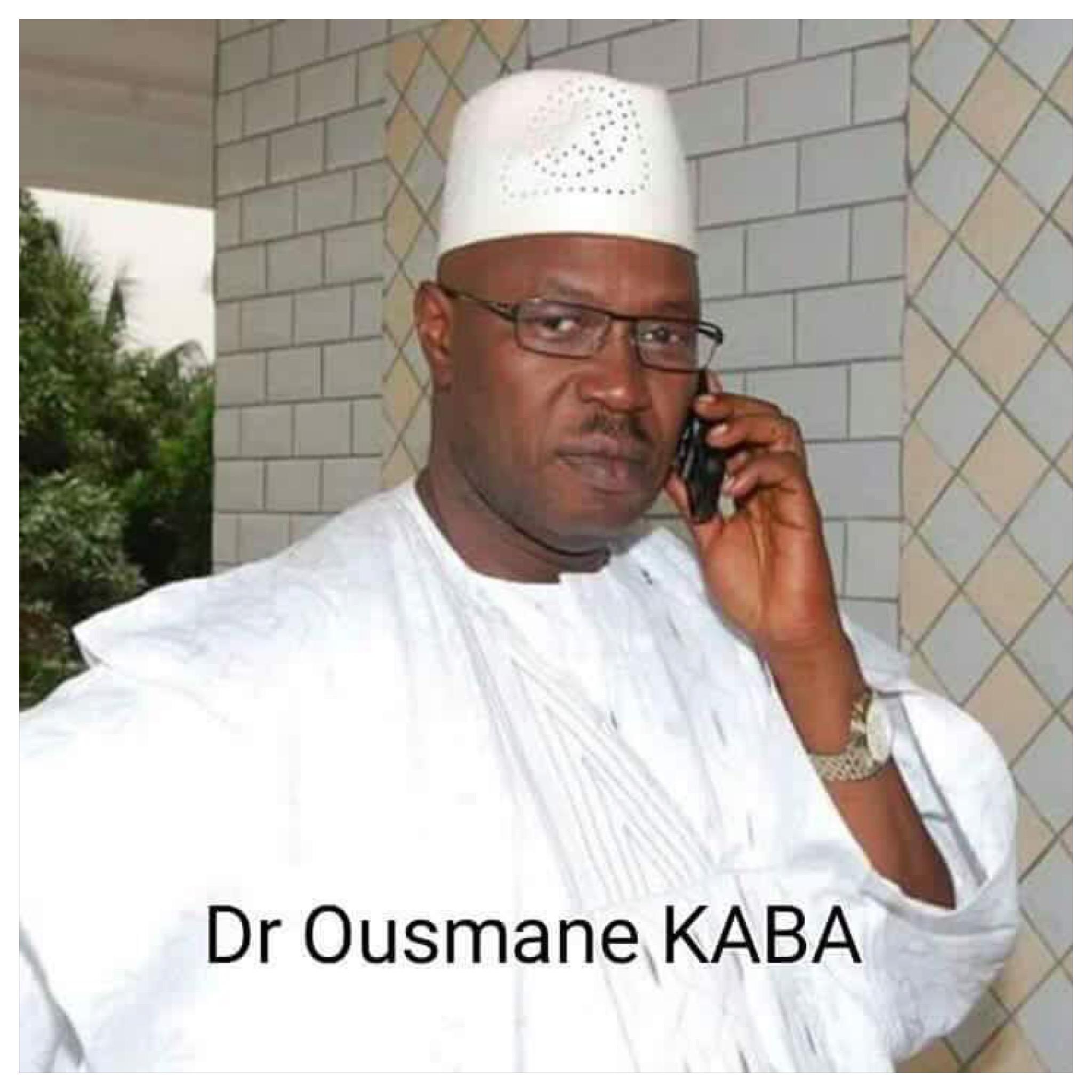 Ousmane Kaba Guinee