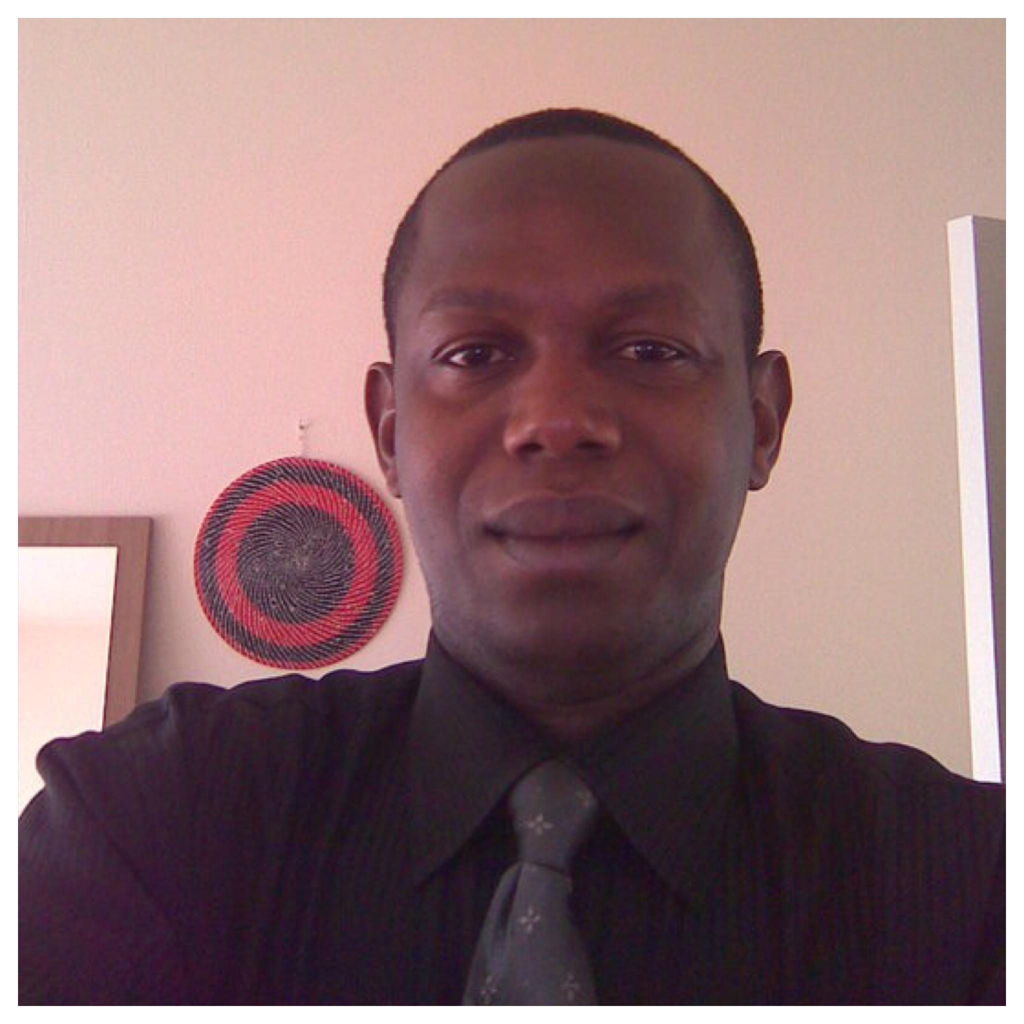 Elhadj Diallo de l'ufdg
