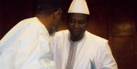 Abdoul Karim Dioubate ligue islamique Guinée
