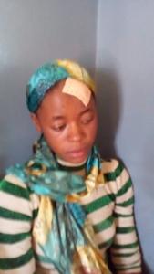 image blessé Mali Yembering