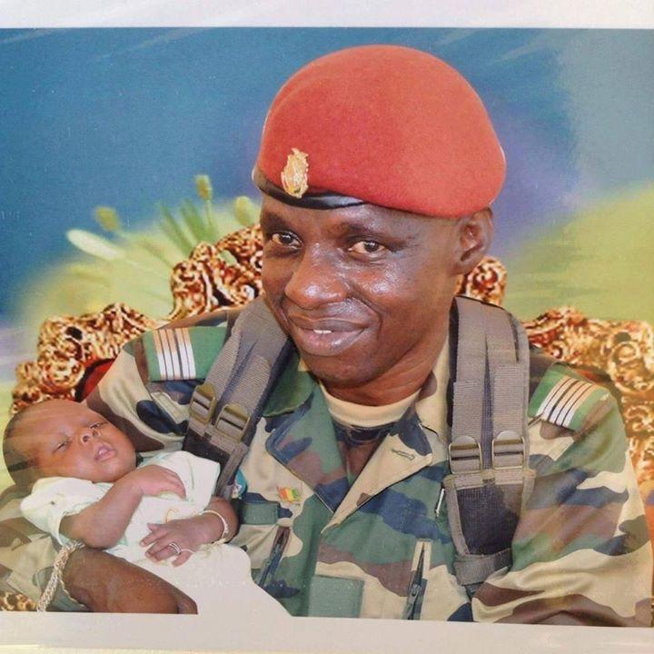 Colonel Issa Camara CNDD