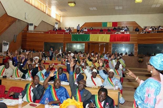 Assemblée nationale Guinée
