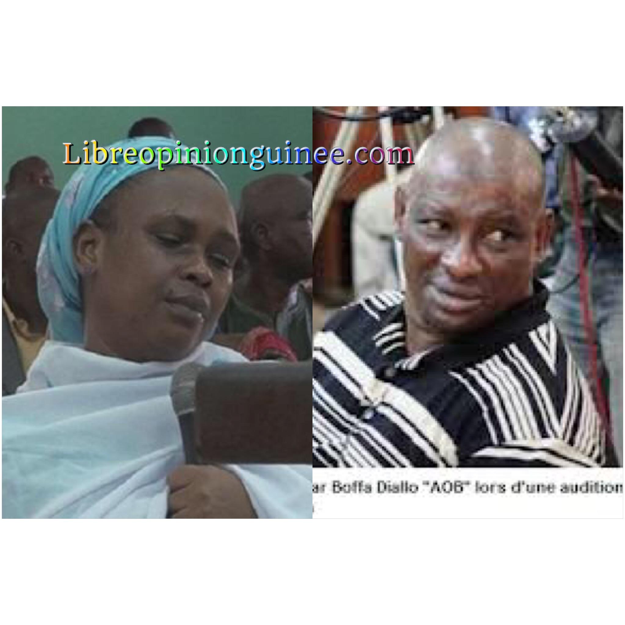 Fatou Badiar et AOB
