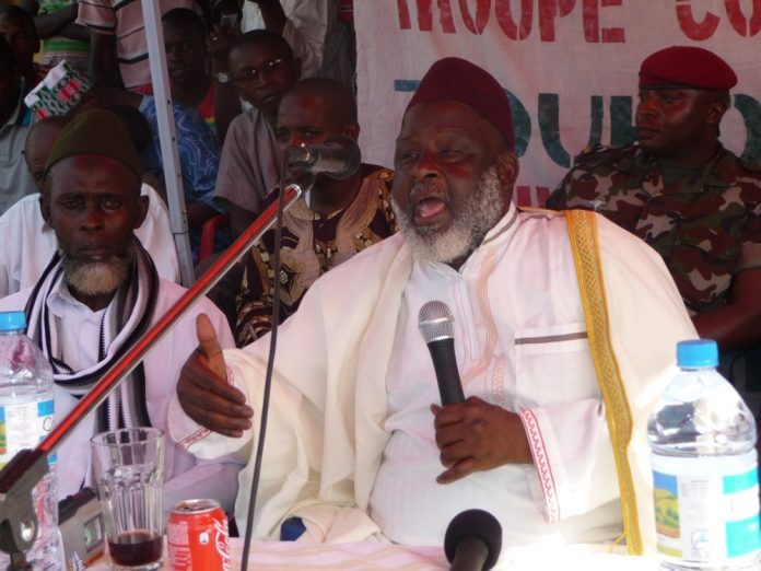Imam Mamadou saliou Camara