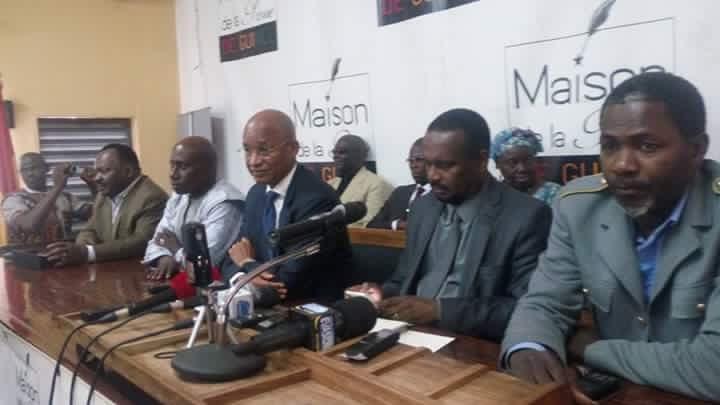 Opposition guinéenne
