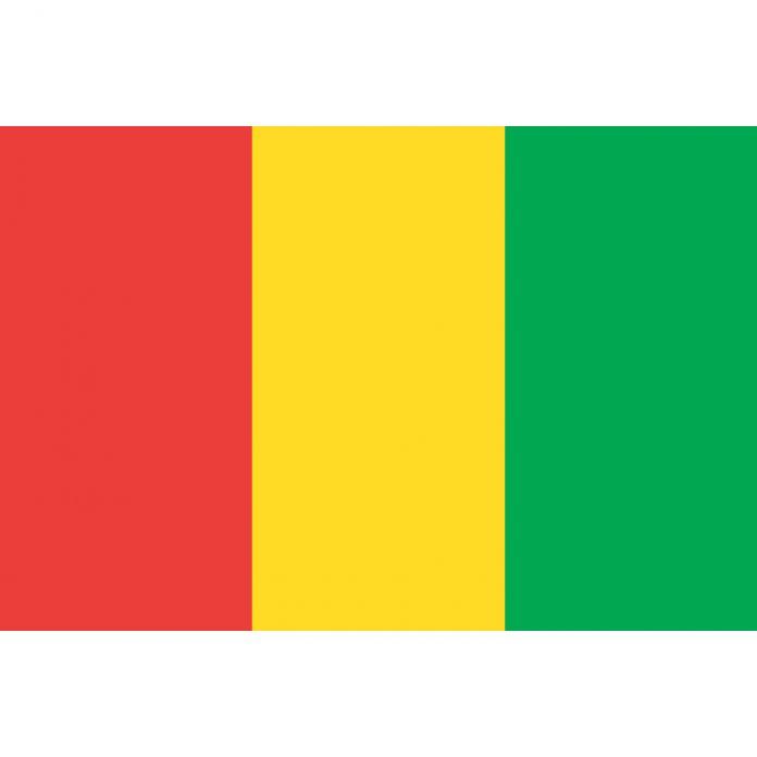 Drapeau de Guinée Conakry