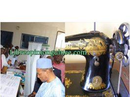 Alpha Conde President de la Guinée conakry