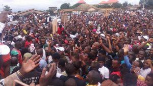opposition de Guinéé