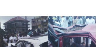 Accident de circulation en Guinee conakry