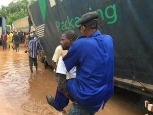 Conakry inondation