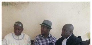 Ousmane Gaoual et ses avocats