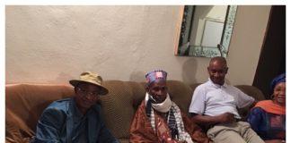 Cellou Dalein et Boubacar Biro Diallo