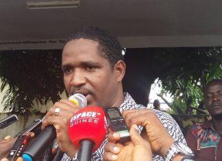 Mouctar Diallo président de NFD Guinee
