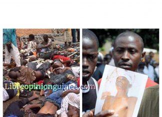 Massacre du 28 septembre 2009 en Guinée