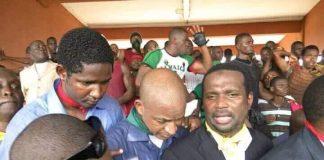 Massacre du 28 septembre 2009 Mouctar Diallo, Cellou Dalein, Aboubacar sylla