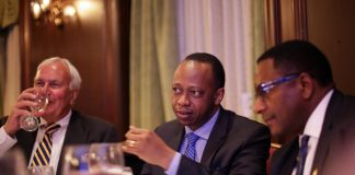 Mamadi Youla premier ministre de Guinée au Canada