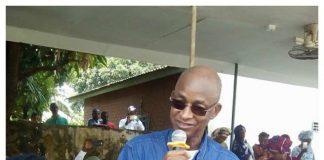 Cellou Dalein Diallo président de l'ufdg Guinée