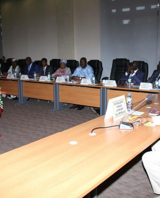 Alpha Conde Guinee President