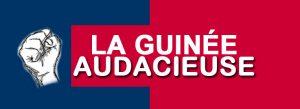 Logo La Guinee audacieuse