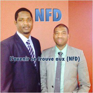 Macka balde et Mouctar Diallo NFD President et vice-President