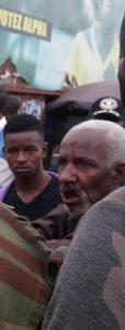 Vieux agressé en Guinee