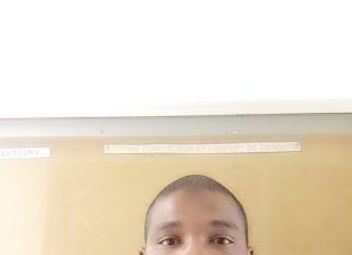Macka Balde vice President de NFD nouvelles forces démocratiques