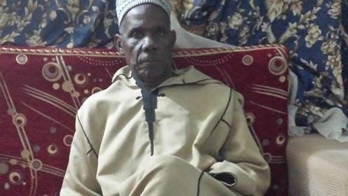 Feu papa de Elhadj Thierno Mamadou Bah