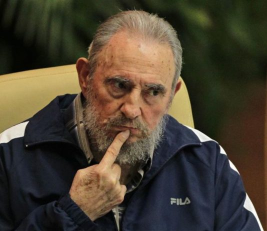 Fidèle Castro