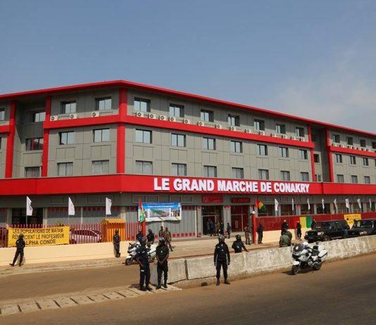 Grand marché de conakry